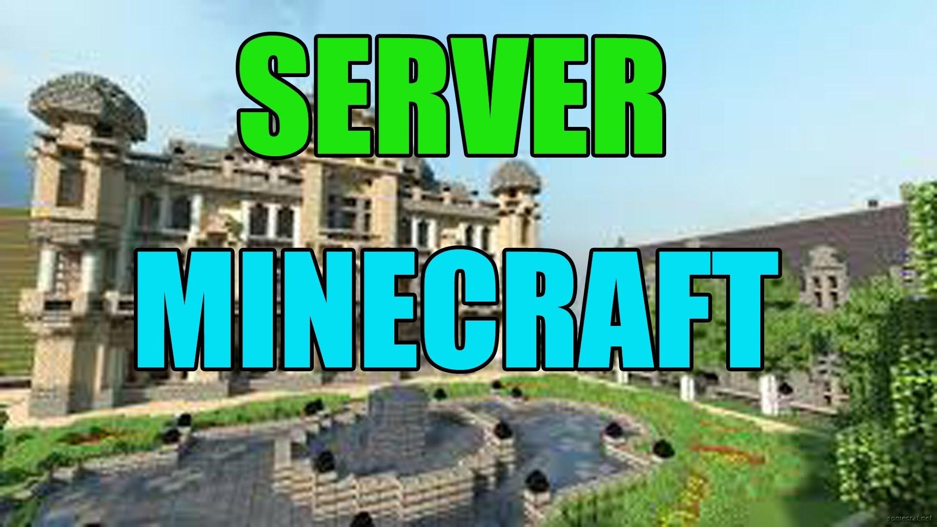 Сайт серверов майнкрафт 1 8 9